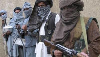 Anggota Taliban di Afganistan