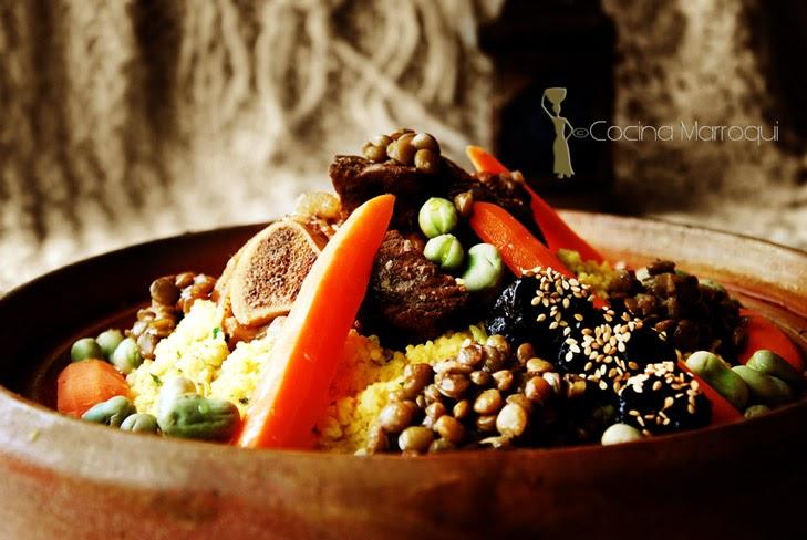 nueva cocina marroqui cous cous del hsoub