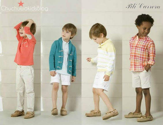 moda infantil pili carrera