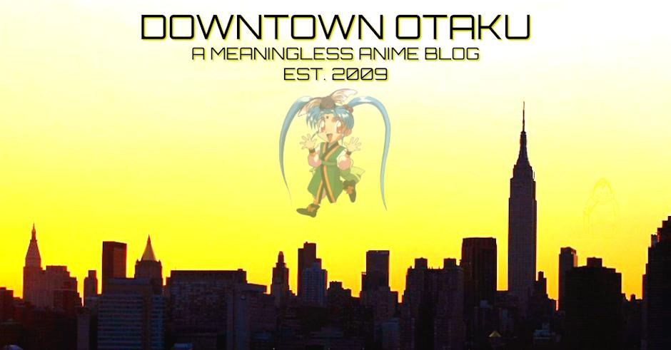 Downtown Otaku