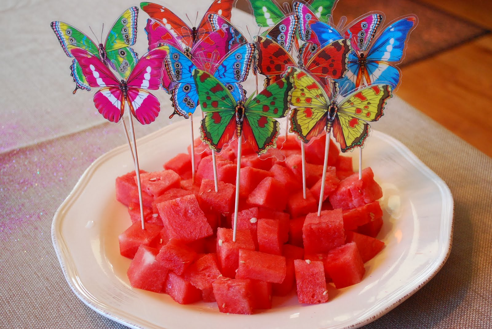 A Fairy Princess Party - Amee\'s Savory Dish