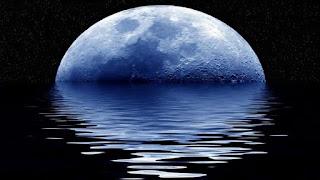 Asal-usul Cerita Dibalik Fenomena Blue Moon