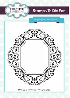 Creative Expressions UMS693 Stamp
