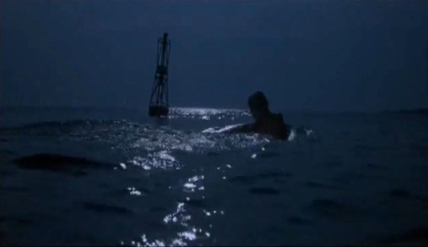 jaws opening scene analysis classic film screening series grabbed by shark more suspense for audience because they can t really see it