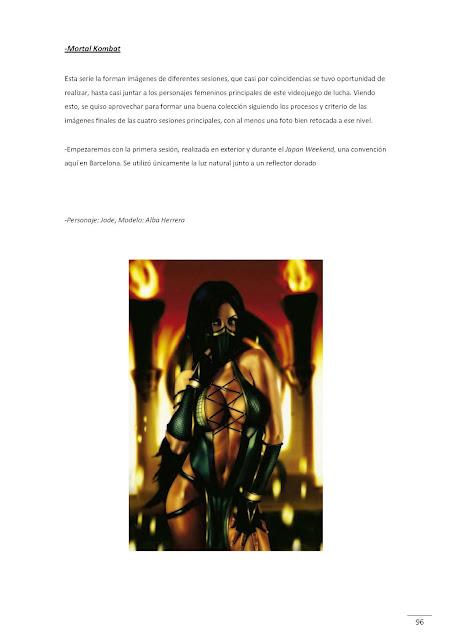 EL ANIMAL INVISIBLE: Mundos de Ficción (IX) Mortal Kombat por Rubén ...
