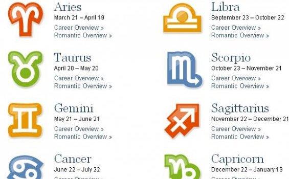 Ramalan Zodiak Hari Ini 19 Oktober 2012
