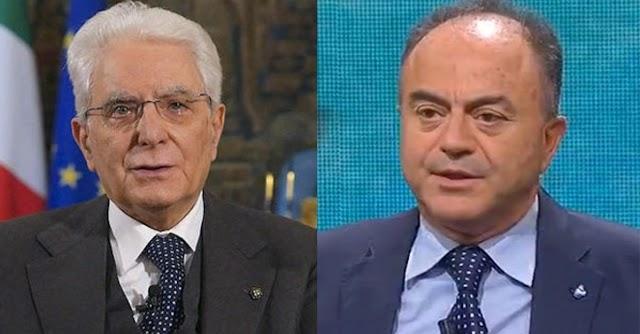 """A Gratteri la """"piena vicinanza"""" e """"massima solidarietà del Presidente Mattarella"""