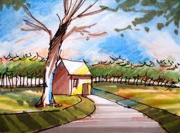 Modul LA 03 - Lukisan Senibina