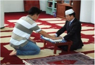 Dulu Islam Di Anggap Musuh, Sekarang Bahagia Jadi Mualaf