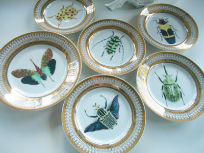 Goth Shopaholic: Dark Skull and Insect Themed Dishes for Year Round ...