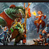 Christmas Party DOTA 2 Heroes a50