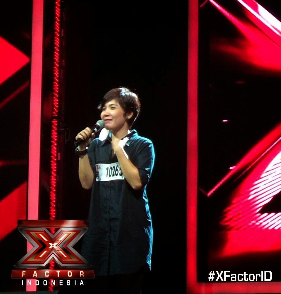 Foto-foto Rani Klees X Factor 2015