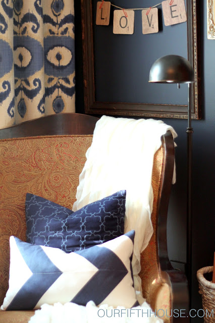 Homey Home Design Color Inspiration Navy