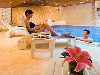 Novotel Beijing Peace Hotel Pool