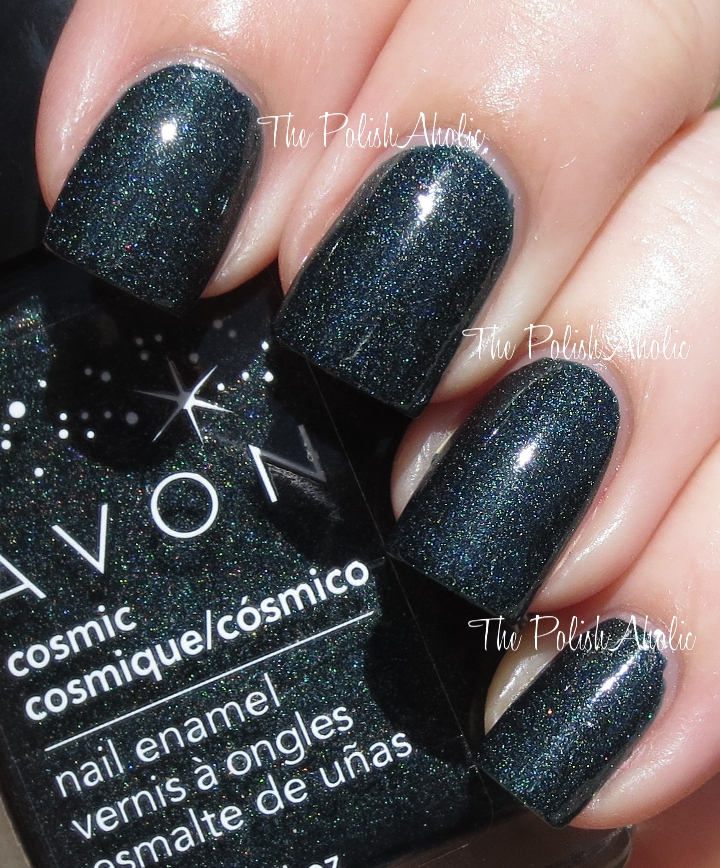 The PolishAholic: Avon Cosmic Collection Swatches