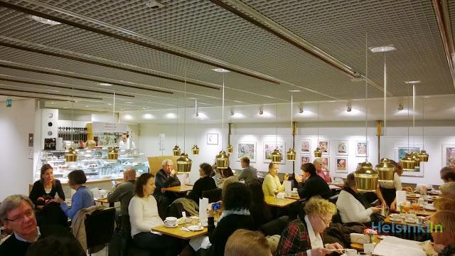 Café Aalto at Akateeminen