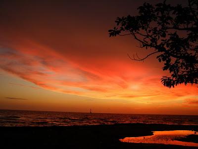 Takisung Beach, Tanah Laut, South Kalimantan