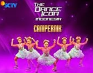 Siapa Dance icon indonesia yang tereliminasi pada 15 maret 2015