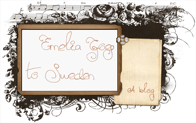 Emelia Goes to Sweden