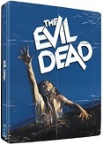 Evil Dead Steelbook Blu-ray