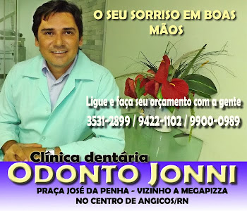 ODONTO JONNI - A CLNICA DENTRIA MAIS MODERNA DA REGIO CENTRAL