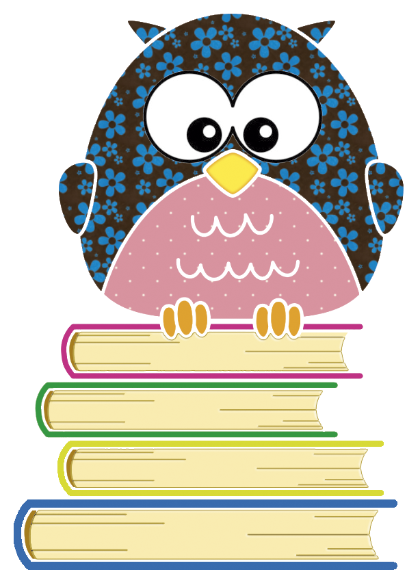 Images Colorful Owl Clipart Clipart Coruja Colorida Cute Things