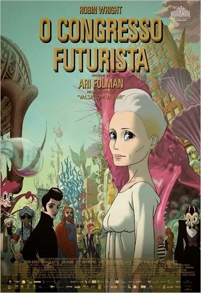 O Congresso Futurista – Dublado (2013)