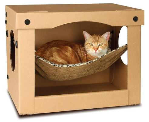 Over budget pet ware scratch n television - Sofas para gatos ...