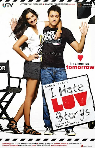 I Hate LUV Storys (2010) Movie Poster