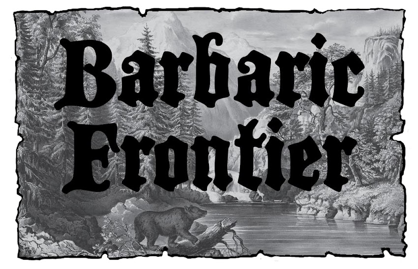 Barbaric Frontier