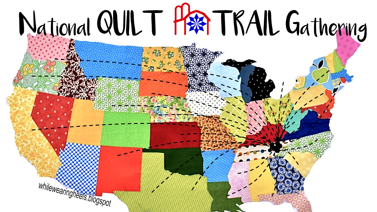 National QUILT TRAIL Gathering