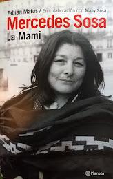 "Libro ""Mercedes Sosa, La Mami"" Ed. Planeta"