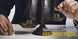 Senado aprueba en lo general Reforma Fiscal 2014