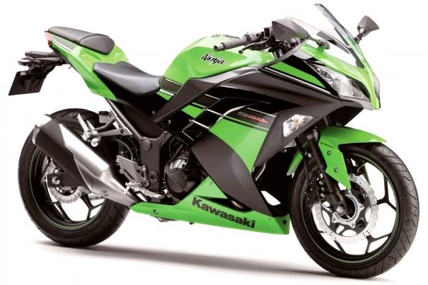 Top 12 Foto Modifikasi Motor Ninja 250 CC Part 2