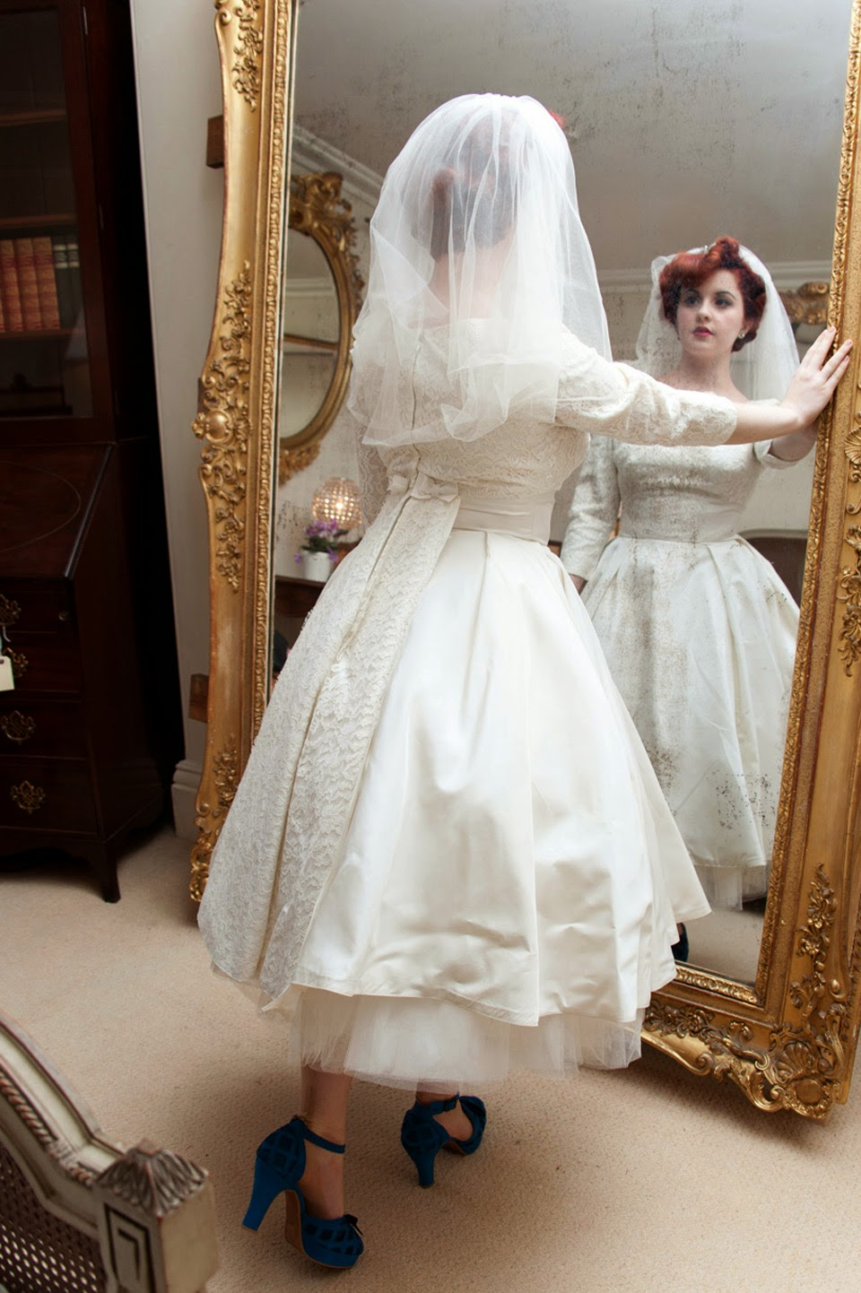 If Your Dream Dress Doesnt Fit You Perfectly Dont Despair Abigail Offers An Alteration Service From Gently Tweaking To Bring A Vintage Into Line