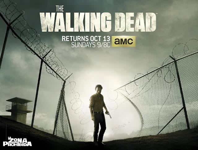 The Walking Dead 4ª Temporada: Informaciones,Fotos y Promos - Página 7 Walking-Dead-S4-Poster-lzp