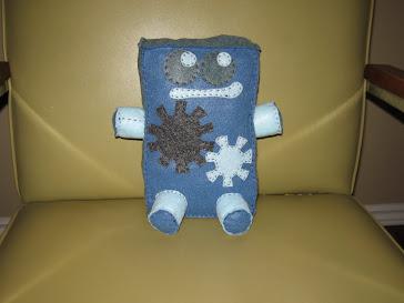 baby blue bot