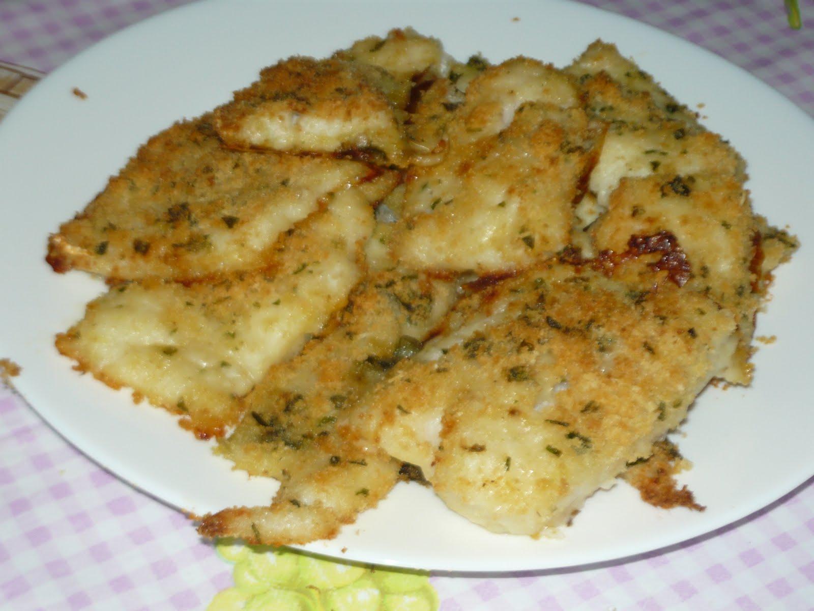 le ricette di elena: filetto di merluzzo gratinato - Cucinare Filetto Di Merluzzo