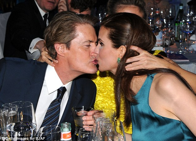 Gavin And Meg Kiss