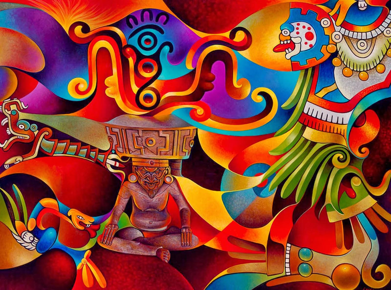 Im genes arte pinturas pinturas modernas al leo ricardo - Pinturas de pared modernas ...