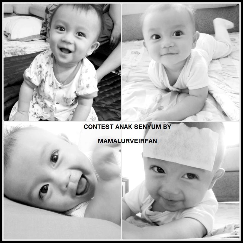 """Contest Anak Senyum By Mamalurveirfan"""