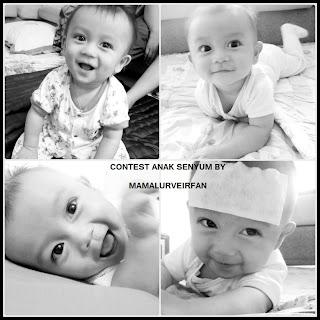 Contest Anak Senyum By Mamalurveirfan