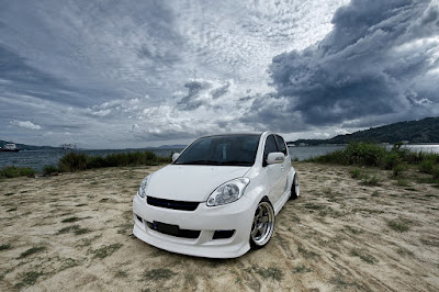 Review Spesifikasi Daihatsu Sirion