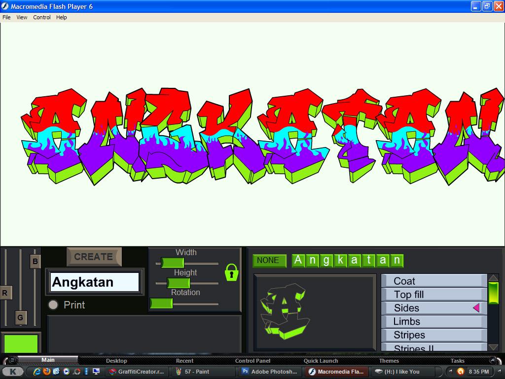 Application software free graffiticreator download 4sync dwi