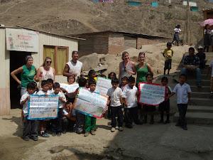 Lima, Peru: March 2012