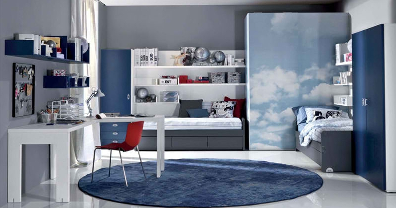 18 cool boys bedroom ideas home design Cool teen boy room ideas