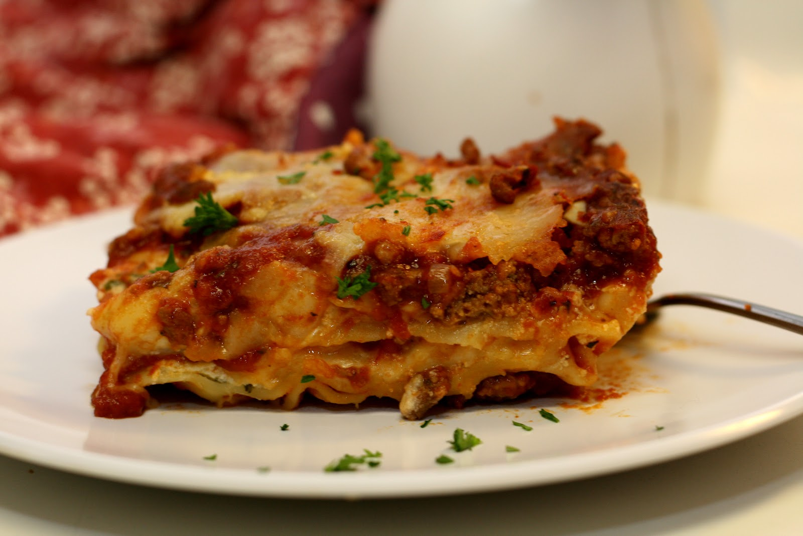 The World's Best Lasagna – What Is Cooking Now?
