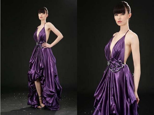Dealing Up With Purple Wedding Dresses Dealing Up With Purple Wedding
