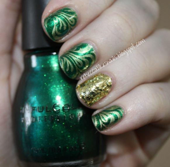 rebecca likes nails: March 2011