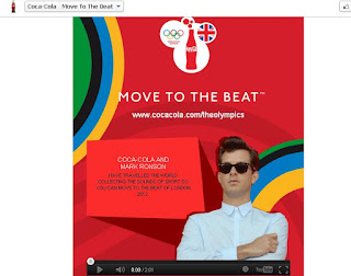 Coca-Cola's Move To The Beat